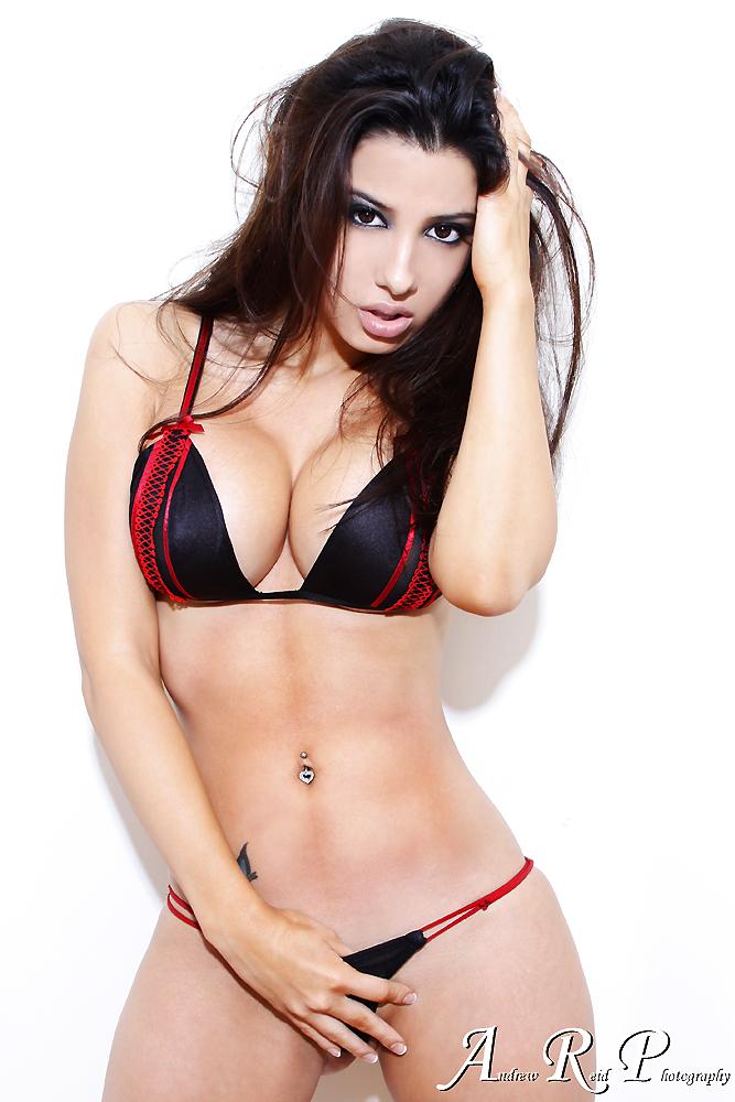 Hot colombiana